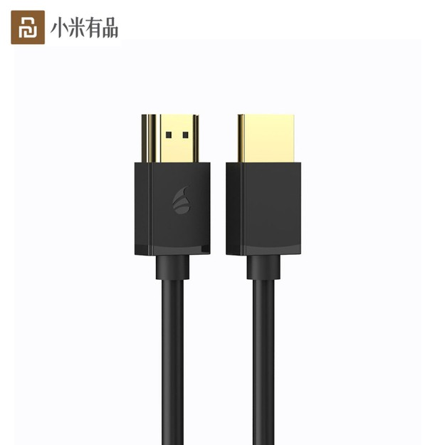 Product Detail - XIAOMI YOUPIN HAGIBIS HDMI HD Cable 2M Black - image  0