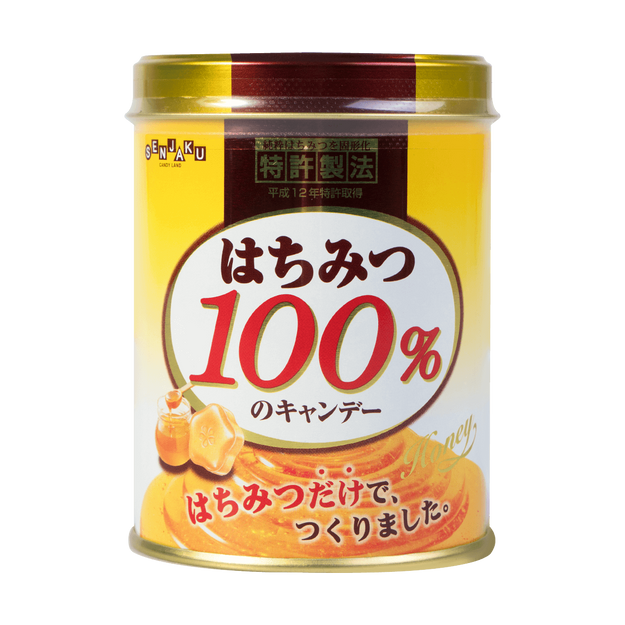 Product Detail - SENJAKU Honey 100% Candy in Can 67g - image 0