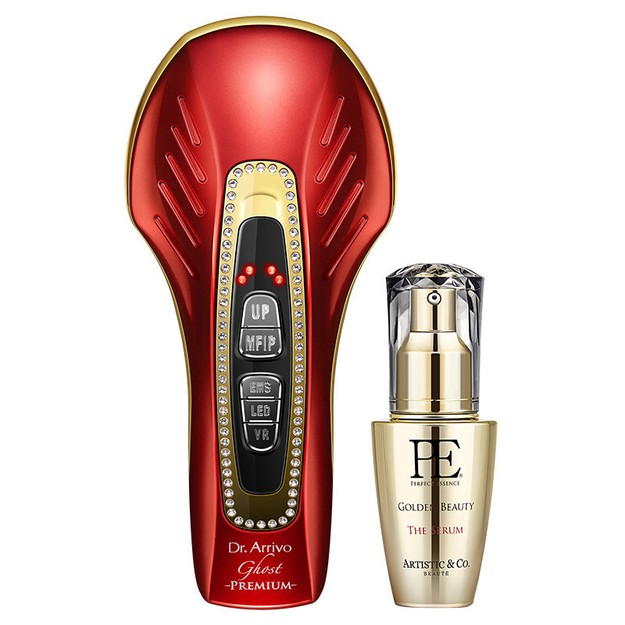 Product Detail - DR.ARRIVO MIRACLEK Zeus Beauty Equipment Red - image 0