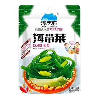 淳于府 韩国式泡菜 海带菜 100g