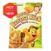 NONGSHIM BANANA Flavored Snack 45g