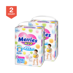 Merries L size Value Pack 88pcs