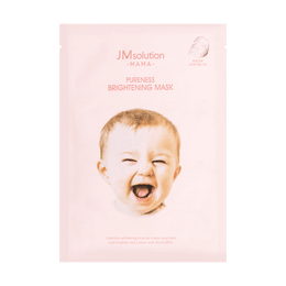 JM SOLUTION PURENESS brightening Mask 1sheet