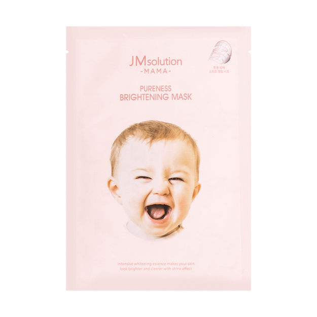 Product Detail - JM SOLUTION PURENESS brightening Mask 1sheet - image 0