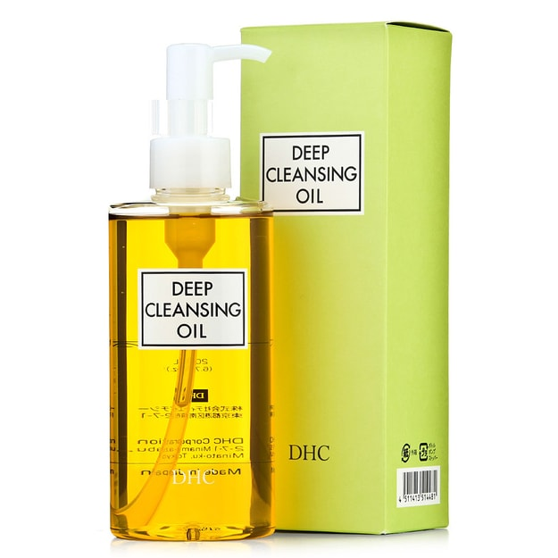 Product Detail - DHC Deep Cleansing Oil 200ml - image 0