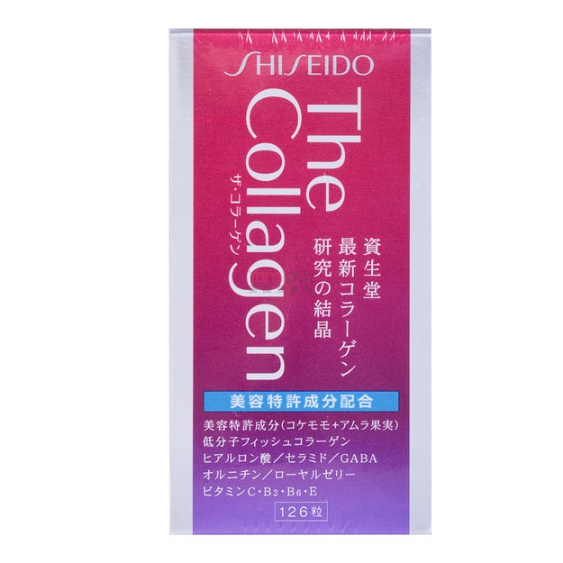Product Detail - SHISEIDO Collagen 126 Tablets - image 0