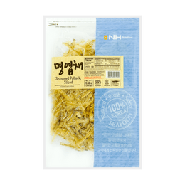 NONGHYUP Sliced Seasoned Pollack 300g