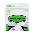 【KN95】OULEOK KN95 Disposable Surgical Medical Face Mask 1piece Anti-bacterial≥95%