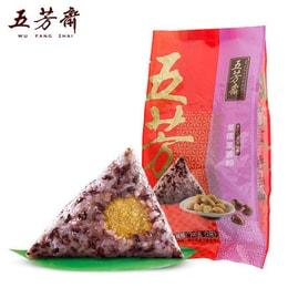 [中国直邮] WUFANGZHAI五芳斋紫米栗蓉粽子100克*2只嘉兴特产