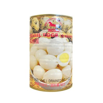 ROXY马牌 即食鹌鹑蛋罐头 425g