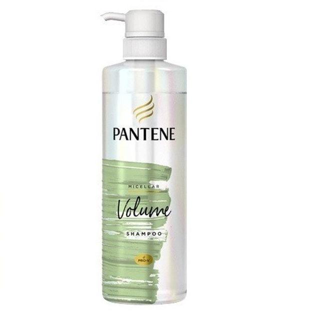 Product Detail - P&G PANTENE Micellar Volume Shampoo 500ml - image 0