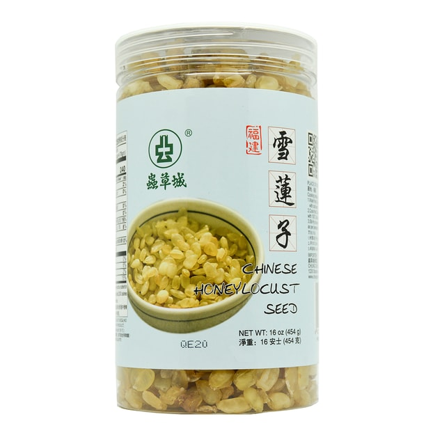 Product Detail - CHUNG CHOU CITY Chinese Honeylocust Seed 454g - image 0