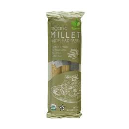 BGREEN Organic Millet Angel Hair Pasta 250g