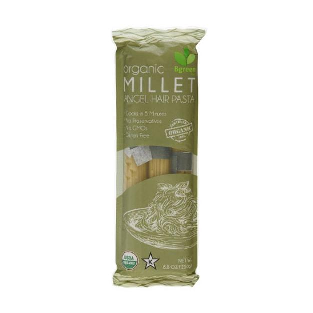 Product Detail - BGREEN Organic Millet Angel Hair Pasta 250g - image 0
