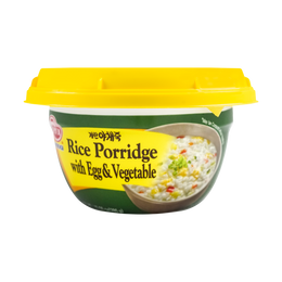 Egg Vegetable Rice Porridge 285g