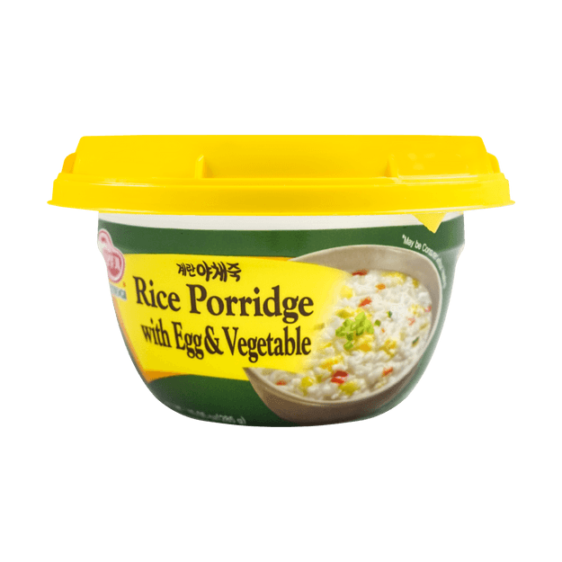 Product Detail - OTTOGI Egg Vegetable Rice Porridge 285g - image 0