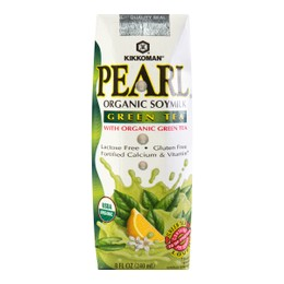 Organic Soymilk Smart Green Tea 240ml
