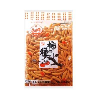 日本UEGAKI 柿种香脆小米果 130g