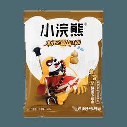 台湾统一 小浣熊干脆面 烤肉味 40g 新老包装随机发