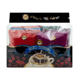 Honey Bee Coffee Surprise Gift Pack Seven Classic Flavors Warm and Sweet Sharing Pack 210g