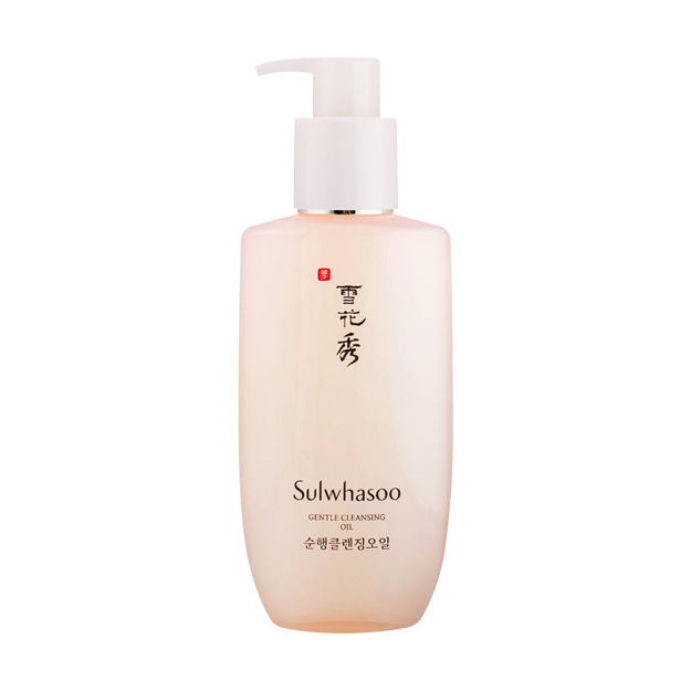 商品详情 - 韩国SULWHASOO雪花秀 顺行温和洁净卸妆油 植物配方 200ml - image  0