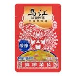 乌江涪陵榨菜 酸辣鲜榨菜片 88g
