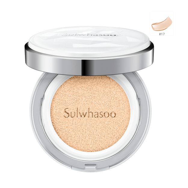 Product Detail - SULWHASOO Snowise Brightening Cushion No.17 Ivory Beige - image 0