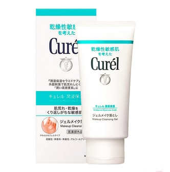 KAO CUREL Makeup Cleansing Gel 130g