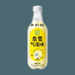 Sparkling Water Lemon Flavor 500ml