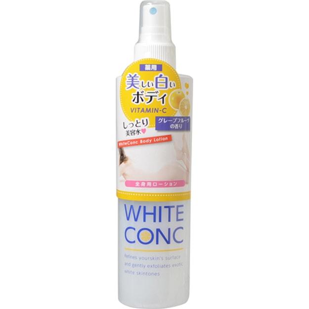 商品详情 - 日本 WHITE CONC 全身嫩白补水喷雾 245ML - image  0