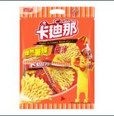 台湾联华食品 卡迪那 德州薯条 茄汁味 168g