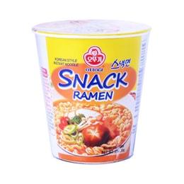 OTTOGI Korean Style Instant Noodle Snack Ramen 62g