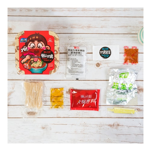 Yumei Instant Spicy Hot Pot 425g