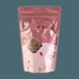 台湾糖鼎 桂圆红枣黑糖砖 7包入 210g