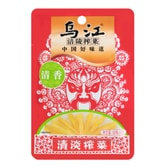 WUJIANG Crispy Light Preserved Mustard 80g