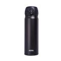 【日本直邮】THERMOS 膳魔师 真空隔热便携保温保冷杯 JNL-504纯黑 0.5L