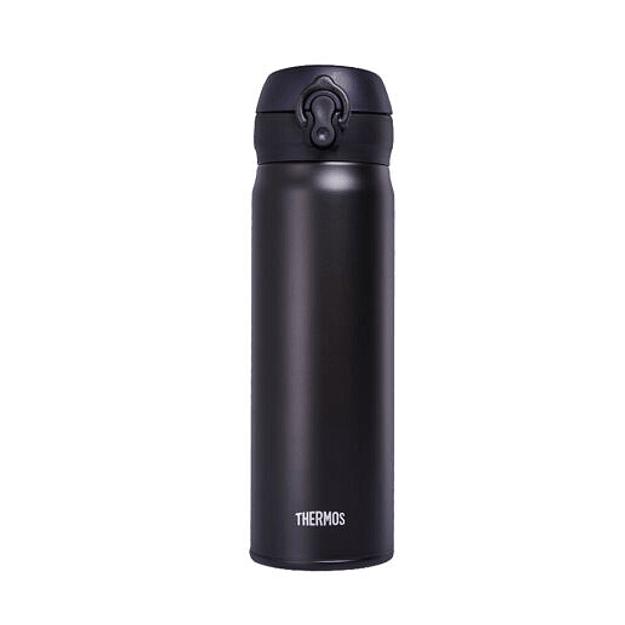 商品详情 - 【日本直邮】THERMOS 膳魔师 真空隔热便携保温保冷杯 JNL-504纯黑 0.5L - image  0
