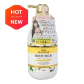 Moist Diane Botanical Body Milk Citrus & White Bouquet 500ml