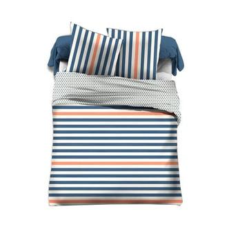 水星家纺 全棉系列被套+枕套 库伯 Full/Queen Size 3件套