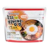 韩国EASYBAB 即食韩式风味泡菜石锅拌饭 一人份100g
