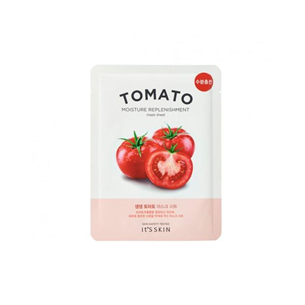 Product Detail - IT\'S SKIN Tomato Moisture Replenishment Mask Sheet 1pc - image 0