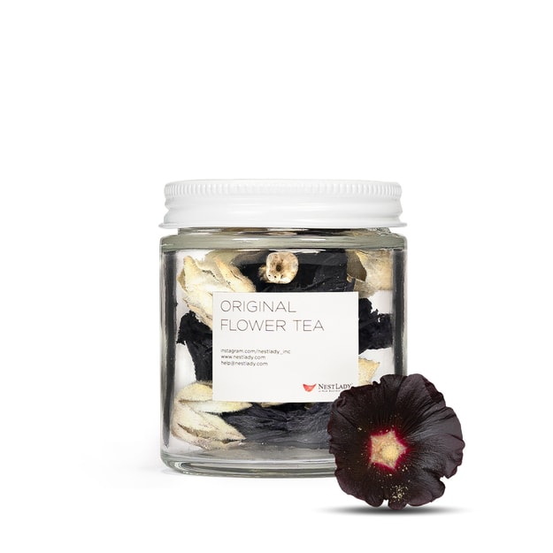 Product Detail - NESTLADY Black Mallow Dried Flowers from Germany 4g - image 0