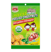 DANDY Organic Roasted Peeled Chestnuts 240g