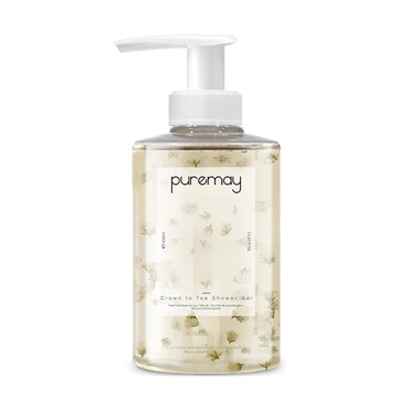 Puremay Crown To Toe Shower Gel #Gypsophila 400ml