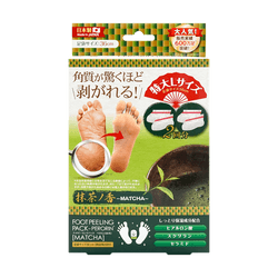 SOSU PERORIN Foot Peeling Pack Matcha 25ml*4pcs