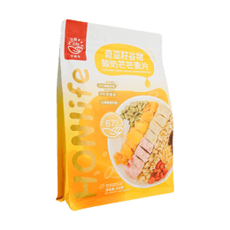 HONLIFE Chia Seed Mango Cereal  300g