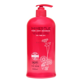 MIYESTLE Pure Lady Cleanser 500ml