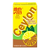 VITASOY Ceylon Lemon Tea Drink 250ml