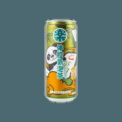 乐体控 気泡茶系列 高膳食纤维碳酸茶饮料 莫吉托味 330ml