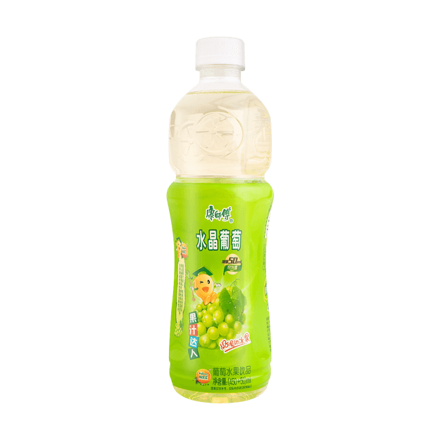 Product Detail - MASTER KONG Grape Juice 500ml - image 0